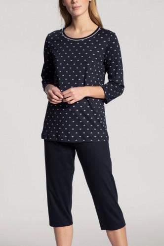 Abbildung zu Pyjama 3/4 (43529) der Marke Calida aus der Serie Night Lovers