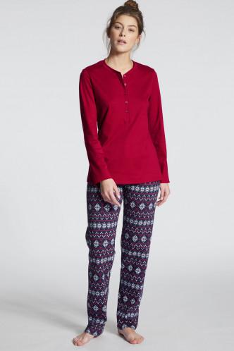Abbildung zu Pyjama (48521) der Marke Calida aus der Serie Family & Friends
