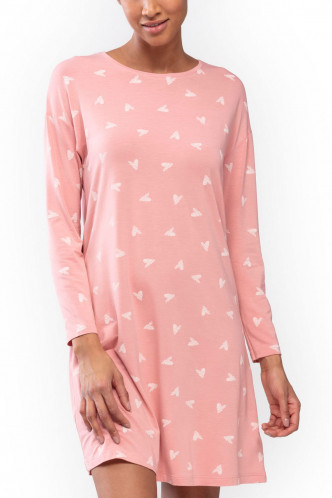 Abbildung zu Nachthemd Liana rose (16413) der Marke Mey Damenwäsche aus der Serie Bigshirts & Nachthemden