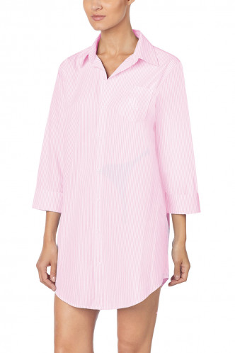Abbildung zu His Shirt Sleepshirt stripes (I815197) der Marke Lauren Ralph Lauren aus der Serie Wovens Nightwear