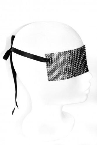 Abbildung zu CRYSTAL MASK - Gittermaske (m025) der Marke Mondin aus der Serie Masken