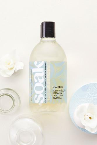 Abbildung zu Feinwaschmittel Scentless - duftneutral (S07-6S) der Marke Soak aus der Serie Modern Laundry Care