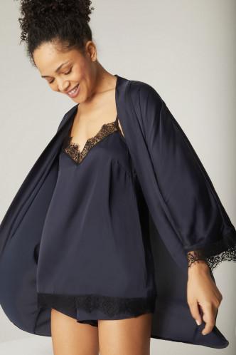 Abbildung zu Kimono (23H980) der Marke Simone Perele aus der Serie Satin Secrets