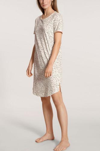 Abbildung zu Sleepshirt lace parfait pink (30085) der Marke Calida aus der Serie Sweet Dreams