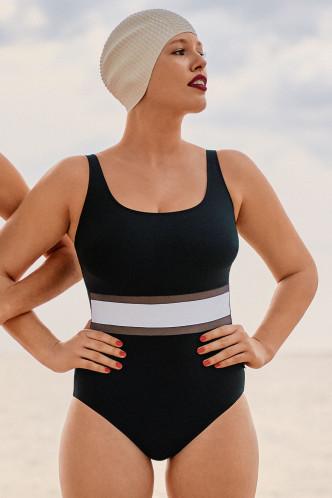 Abbildung zu Badeanzug Alison mit ECONYL (M1 7717) der Marke Rosa Faia aus der Serie Badeanzüge