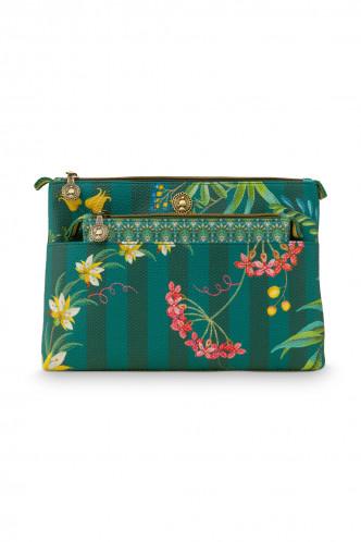 Abbildung zu Fleur Grandeur Cosmetic Bag Combi (51274137) der Marke Pip Studio aus der Serie Accessoires