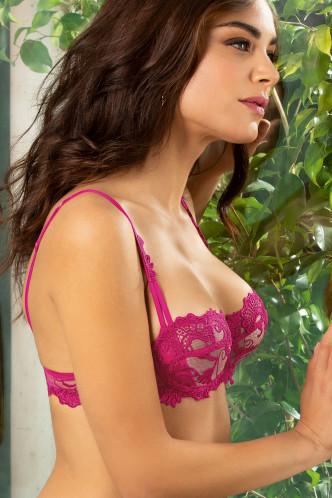 Abbildung zu Halbschalen-BH (ACC3088) der Marke Lise Charmel aus der Serie Dressing Floral