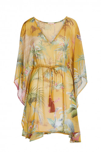 Abbildung zu Denu Palm Scenes Tunic (51517039-041) der Marke Pip Studio aus der Serie Beachwear 2021