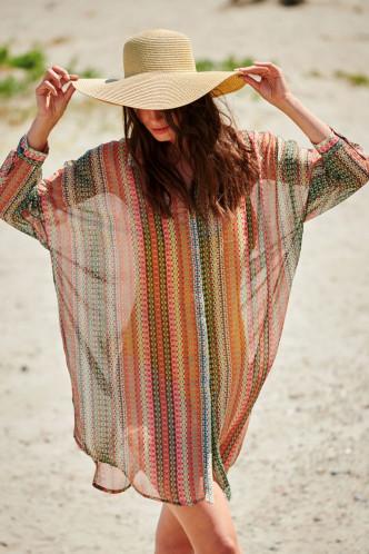 Abbildung zu Fabien Dream Weaver Dress (51517056-060) der Marke Pip Studio aus der Serie Beachwear 2021