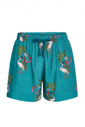 Abbildung zu Bob Woven My Heron Trousers Short (51501103-107) der Marke Pip Studio aus der Serie Loungewear 2021
