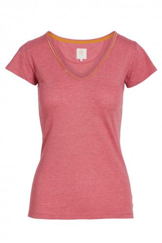 Abbildung zu Toy Melee Top Short Sleeve (51512175-186) der Marke Pip Studio aus der Serie Loungewear 2021