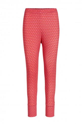 Abbildung zu Bodhi Rococo Trousers 3/4 (51502007-012) der Marke Pip Studio aus der Serie Loungewear 2021