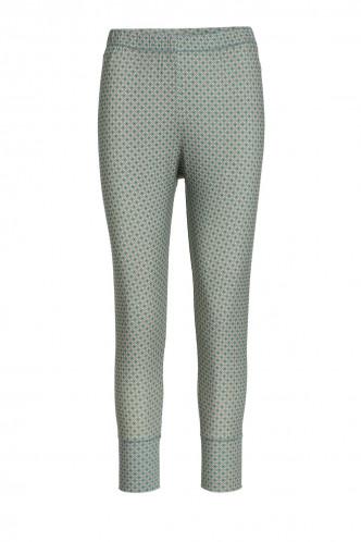 Abbildung zu Bodhi Ornamental Trousers 3/4 (51502002-005) der Marke Pip Studio aus der Serie Loungewear 2021