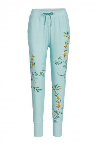 Abbildung zu Bobien Grand Fleur Trousers Long (51500295-300) der Marke Pip Studio aus der Serie Loungewear 2021