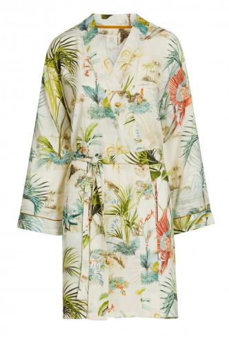 Abbildung zu Ninny Palm Scenes Kimono (51510145-149) der Marke Pip Studio aus der Serie Nightwear 2021