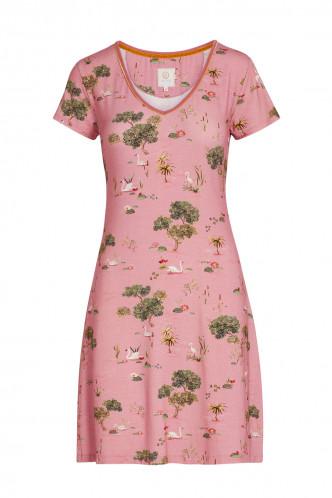 Abbildung zu Djoy Swan Lake Nightdress (51504080-084) der Marke Pip Studio aus der Serie Nightwear 2021