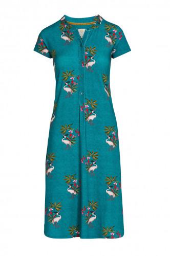 Abbildung zu Dalia My Heron Nightdress (51504039-042) der Marke Pip Studio aus der Serie Nightwear 2021