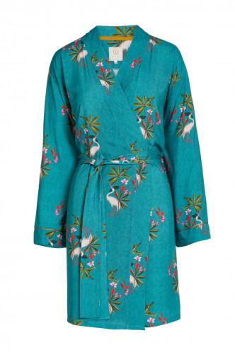 Abbildung zu Ninny My Heron Kimono (51510138-143) der Marke Pip Studio aus der Serie Nightwear 2021