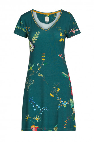 Abbildung zu Djoy Fleur Grandeur Nightdress (51504061-066) der Marke Pip Studio aus der Serie Nightwear 2021