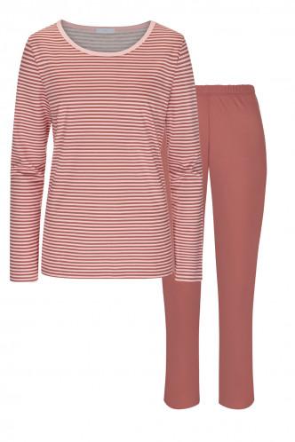 Abbildung zu Pyjama lang (14035) der Marke Mey Damenwäsche aus der Serie Serie Paulina