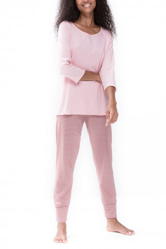 Abbildung zu Pyjama 7/8, 3/4-Ärmel (13035) der Marke Mey Damenwäsche aus der Serie Serie Paulina