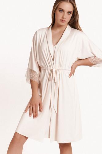 Abbildung zu Morgenmantel (23302) der Marke Lisca aus der Serie Selection Rose