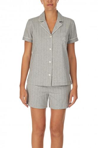 Abbildung zu Notch Collar Boxer Pyjama (I811702) der Marke Lauren Ralph Lauren aus der Serie Knits Nightwear