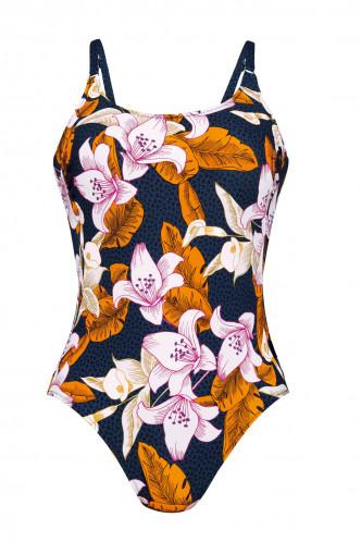 Abbildung zu Badeanzug Estelle (M1 7743) der Marke Rosa Faia aus der Serie 70s Hawaii