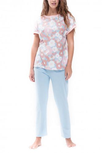 Abbildung zu Pyjama 7/8 (13092) der Marke Mey Damenwäsche aus der Serie Serie Emilie