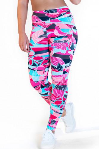 Abbildung zu Leggings high waist - porto (FN1293) der Marke Calao aus der Serie Fitness Fashion