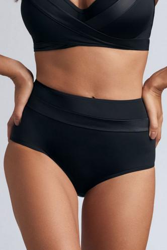 Abbildung zu high waist Bikini-Slip (19603) der Marke Marlies Dekkers aus der Serie Cache Coeur