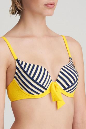 Abbildung zu Schalen-Bikini-Oberteil, Herzform (1003616) der Marke Marie Jo aus der Serie Manuela