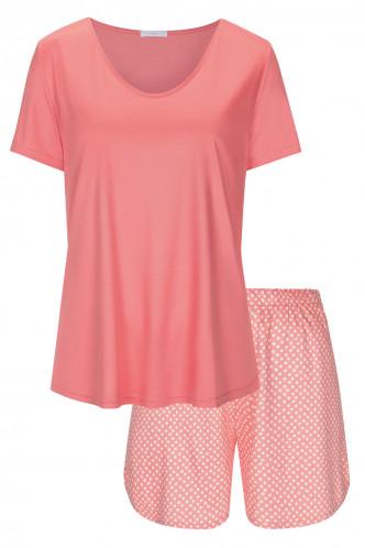 Abbildung zu Pyjama kurz (13071) der Marke Mey Damenwäsche aus der Serie Serie Leandra