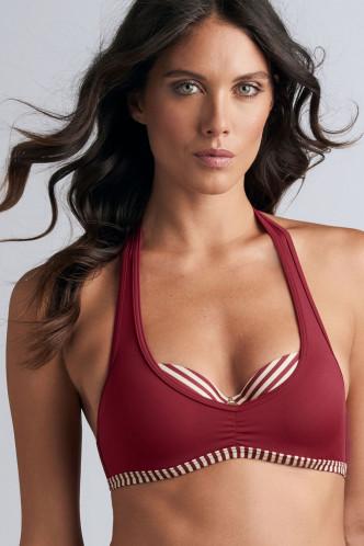 Abbildung zu Plunge Balconette Bikini-Oberteil B-C (35370) der Marke Marlies Dekkers aus der Serie Capitana