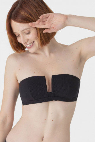 Abbildung zu Bandeau-Bikini-Oberteil (R020247) der Marke Maison Lejaby aus der Serie Smoking