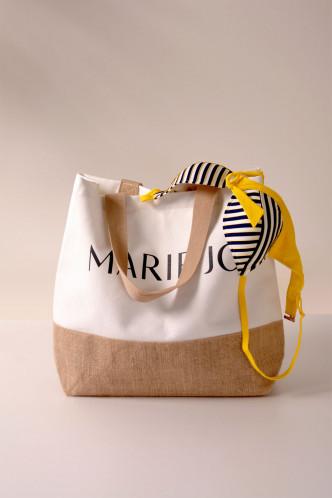Abbildung zu Strandtasche (MJ_totebag) der Marke Marie Jo aus der Serie Amanda