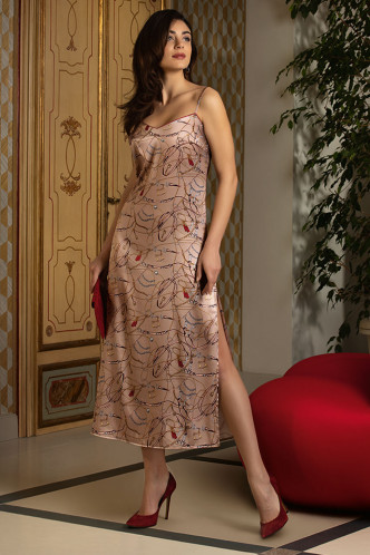 Abbildung zu Nachthemd lang (ALH1109) der Marke Lise Charmel aus der Serie Seduction Cavaliere