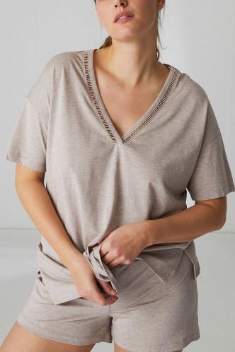 Abbildung zu T-Shirt (19S901) der Marke Simone Perele aus der Serie Brume