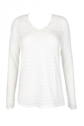 Abbildung zu T-Shirt langarm (ELH4422) der Marke Antigel aus der Serie Belles des Neiges