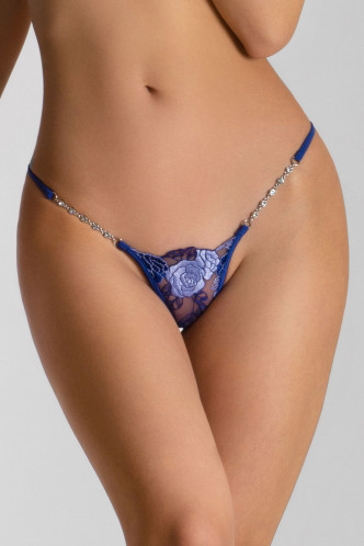Abbildung zu Blue Lagoon Luxury String (LC276BLL) der Marke Lucky Cheeks aus der Serie Luxury String Edition