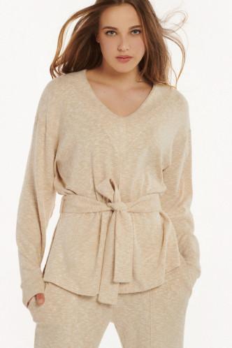 Abbildung zu Shirt langarm mit Gürtel (86343) der Marke Lisca aus der Serie Isadora
