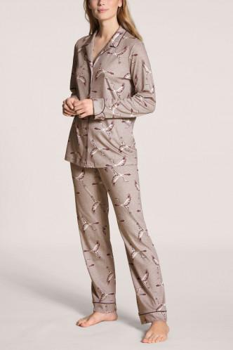 Abbildung zu Pyjama lang (44323) der Marke Calida aus der Serie Artisan Nights