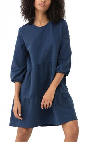 Abbildung zu Sweat Dress, 3/4 Ärmel Mia (16206) der Marke Mey Damenwäsche aus der Serie Bigshirts & Nachthemden