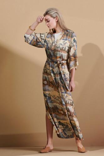 Abbildung zu Jula Carice Kimono (401720-367) der Marke ESSENZA aus der Serie Loungewear 2021-2