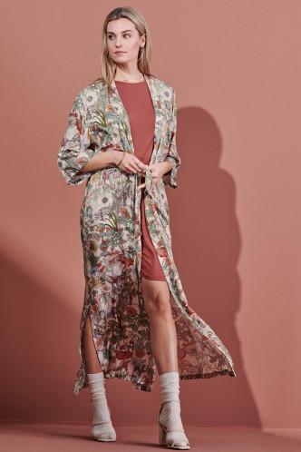 Abbildung zu Jula Marlene Kimono (401722-367) der Marke ESSENZA aus der Serie Loungewear 2021-2