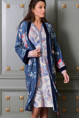 Abbildung zu Diogo Royal Birds Nightdress (51503251-256) der Marke Pip Studio aus der Serie Nightwear 2021-2