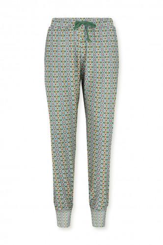 Abbildung zu Bobien Star Flower Trousers Long (51500385-390) der Marke Pip Studio aus der Serie Loungewear 2021-2