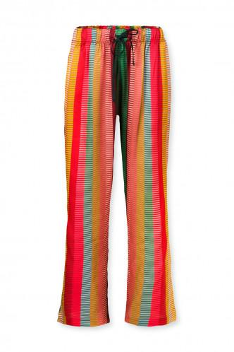 Abbildung zu Belin Jacquard Stripe Trousers Long (51500349-354) der Marke Pip Studio aus der Serie Loungewear 2021-2