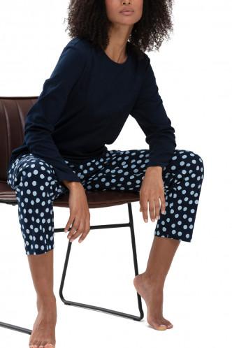 Abbildung zu Pyjama 7/8 Aurora (13036) der Marke Mey Damenwäsche aus der Serie Serie Paula