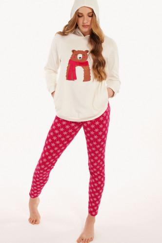 Abbildung zu Pyjama mit Leggings (63439) der Marke Cheek aus der Serie Wonderland